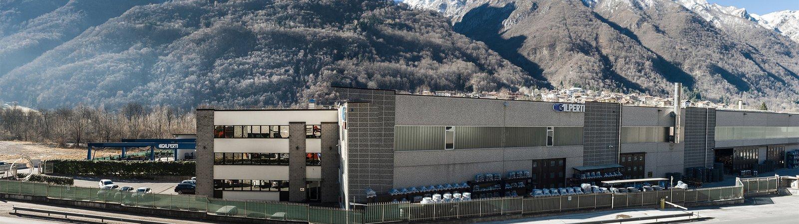 Galperti Steel manufacturing company